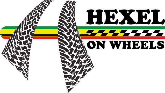 logo Hexel on Wheels