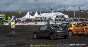 Hexel on Wheels 2016 Paasmaandag