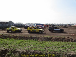 Hexel on Wheels 2016 Paaszaterdag