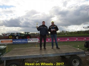 Hexel on Wheels 2017 Paasmaandag