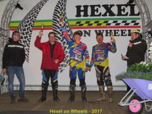 Hexel on Wheels 2017 Paaszaterdag