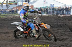 Hexel on Wheels 2018 Paasmaandag