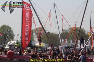 Hexel on Wheels 2019 Paasmaandag
