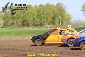 Hexel on Wheels 2019 Paaszaterdag